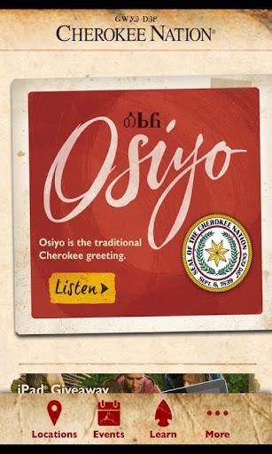 Osiyo – VISIT CN
