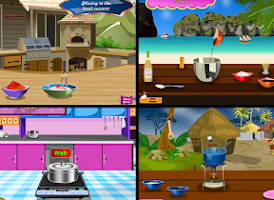 Screenshot of cooking chef - recipe book