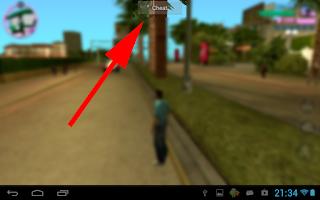Screenshot of JCheater: Vice City Edition