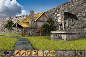 Screenshot of Cryptic Keep