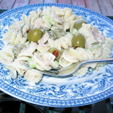 Dad's Summer Tuna / Mac Salad