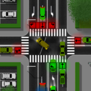 Traffic Lanes Full APK