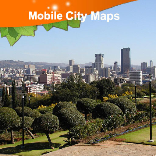 Pretoria Street Map 旅遊 App LOGO-APP試玩