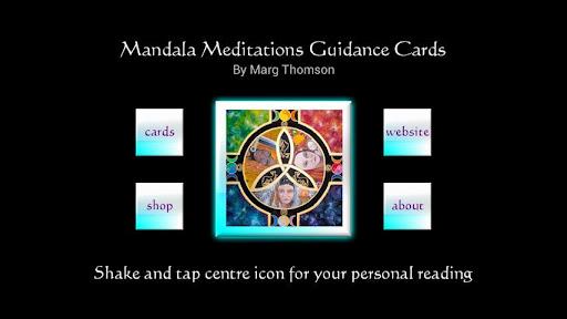 Mandala Meditations Cards