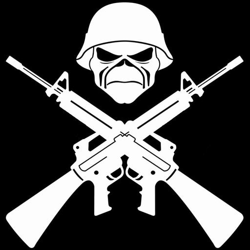 AR-15步槍 LOGO-APP點子