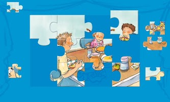 "Screenshot of Pixi-Book ""Millie Sleeps Over"""