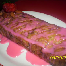 Almond and Strawberry Bread