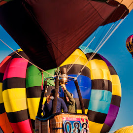 Up and Away! by Fred Herring - News & Events US Events