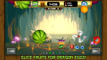 Screenshot of 8bit Ninja