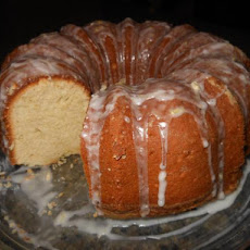Philadelphia Cream Cheese Pound Cake