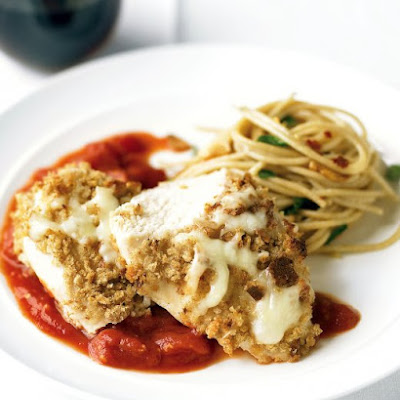 Light Chicken Parmesan