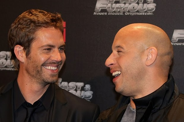 Vin Diesel finds footage of him playing World Of Warcraft with Paul Walker, shares it on Facebook