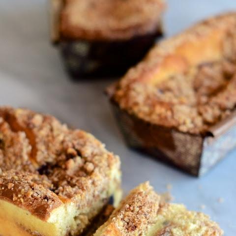 Blueberry Coffee Cake From A Lemon Cake Mix Recipes   Yummly