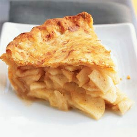 Cheddar-Apple Pie Recipe | Yummly