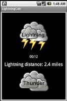 Screenshot of LightningCalc