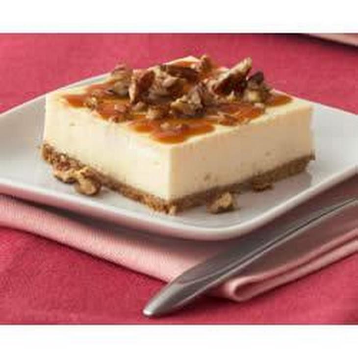 PHILADELPHIA Caramel Pecan Cheesecake