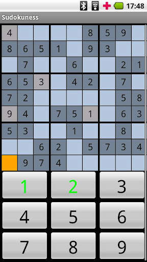 Sudokuness