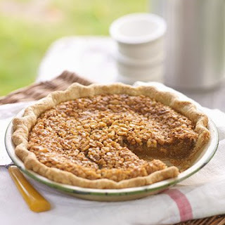 Washington Walnut Pie