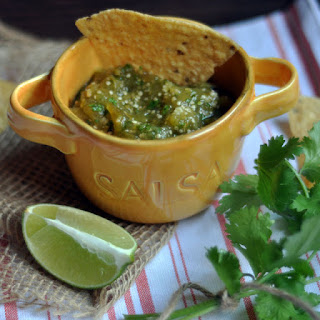 Roasted Jalapeno Tomatillo Salsa Recipes