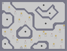 Thumbnail of the map 'Overtaken Feathers'