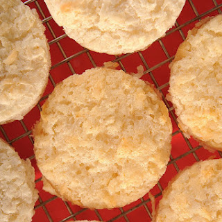Shortcut Coconut Macaroon