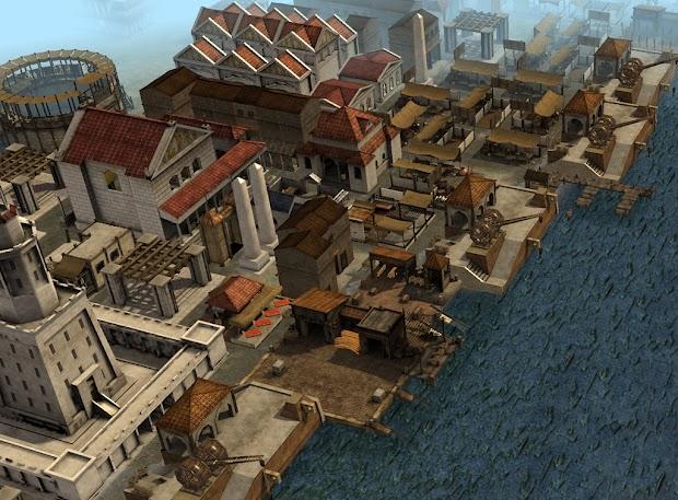 2K announce CivCity: Rome, Civ IV expanded