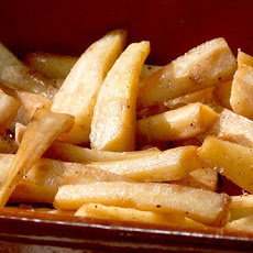 Brown-Sugar Glazed Parsnips