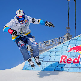 John Fisher #CrashedIce © 2014 Boucerman Photography by Thomas Nelson - Sports & Fitness Other Sports