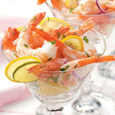 Zesty Marinated Shrimp Recipe