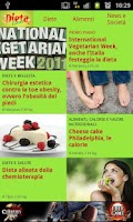 Screenshot of Dieta,dieta dukan,diete veloci