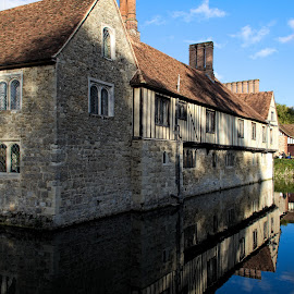 Ightham by Vince Apps - Buildings & Architecture Public & Historical ( ightham )