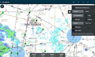 Screenshot of FlightPro