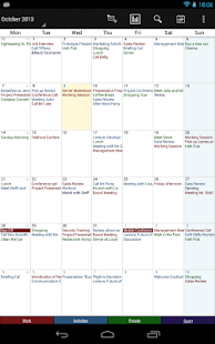 Business Calendar (Kalender) Screenshot