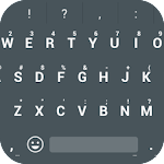 Emoji Keyboard - Lollipop Dark 1.4 Apk