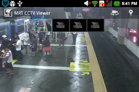 MRT CCTV Viewer- screenshot thumbnail