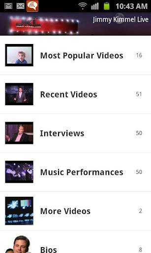 Jimmy Kimmel Live Official App