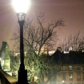 street  spirits by Andreja Svenšek - Novices Only Street & Candid ( street, spirit, winter night, night, prague,  )
