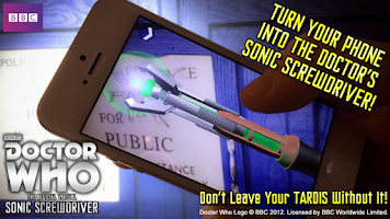 Screenshot of Doctor Who: Sonic Screwdriver
