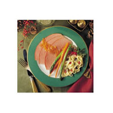 Orange-Honey Glazed Ham
