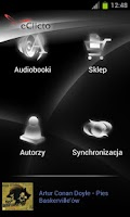 Screenshot of eClicto Audiobooki