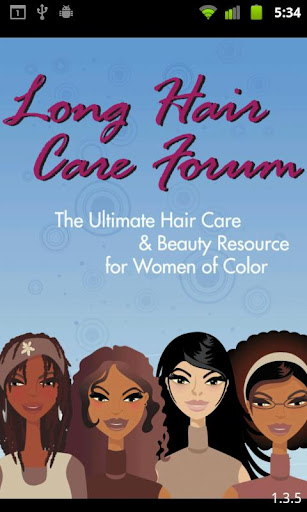 Long Hair Care Forum