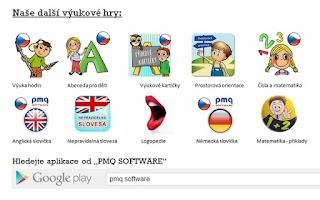 Screenshot of Německá slovíčka [PMQ]