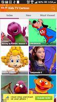 Screenshot of Kid TV Shows