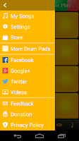 Screenshot of Dubstep Drum Pads