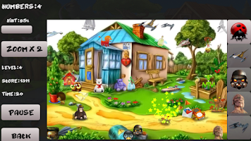 Screenshot of Lost 2. Hidden objects