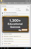 Screenshot of JogNog - Test Prep Quizzes