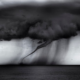 mini tornado by Ivanas Vlasas - News & Events Weather & Storms ( storm, tornado,  )