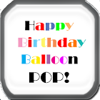 The Birthday Balloon Pop Game icon