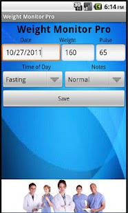 Weight Loss Diary Plus - screenshot
