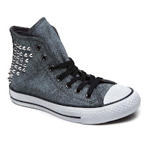 Converse Chuck Taylor All Star Hi Studded Collar HIGH TOP